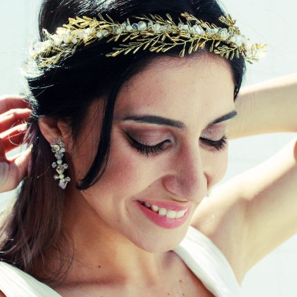 Tiara Grece gold